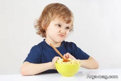 علاقمند نمودن کودکان به انواع غذا