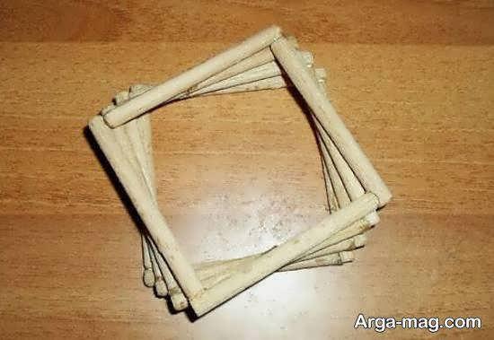 آموزش 2 شیوه ی ساخت آباژور چوبی