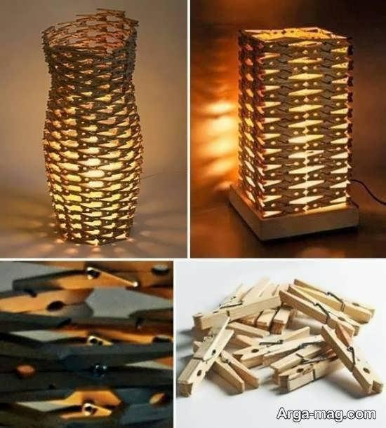 آموزش ساخت آباژور چوبی به دو شیوه ی آسان