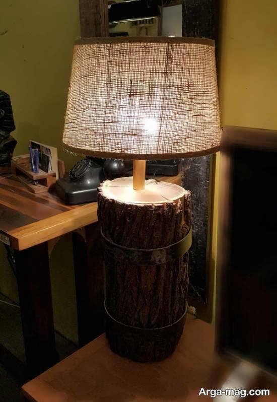 ساخت نورتاب چوبی به دو روش