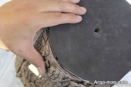 اموزش ساخت آباژور چوبی برای تمامی سلیقه ها