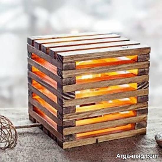 آموزش ساختن آباژور چوبی به دو روش