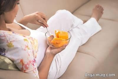 خوردن انبه در حاملگی