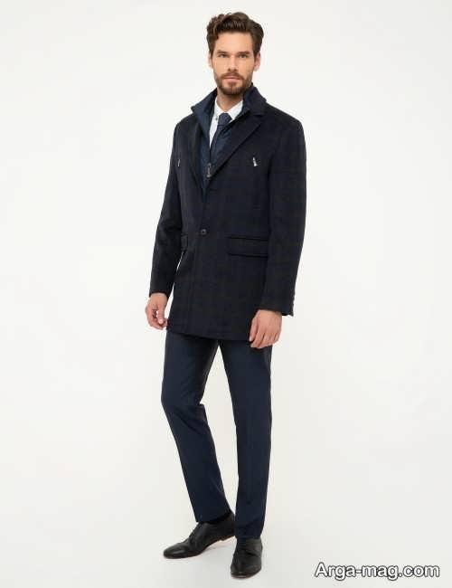 ست لباس زمستانی مردانه