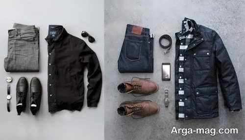 لباس زمستانه مردانه