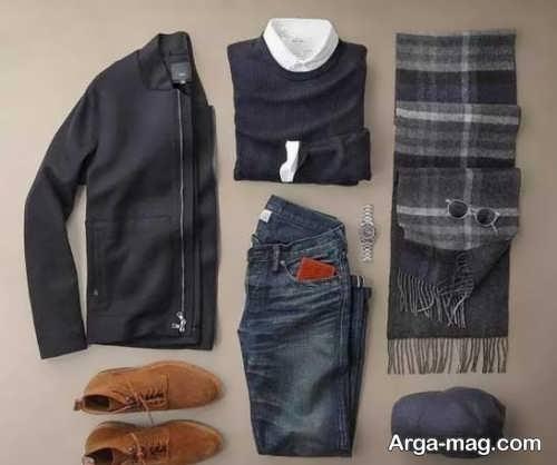 ست لباس زمستانی