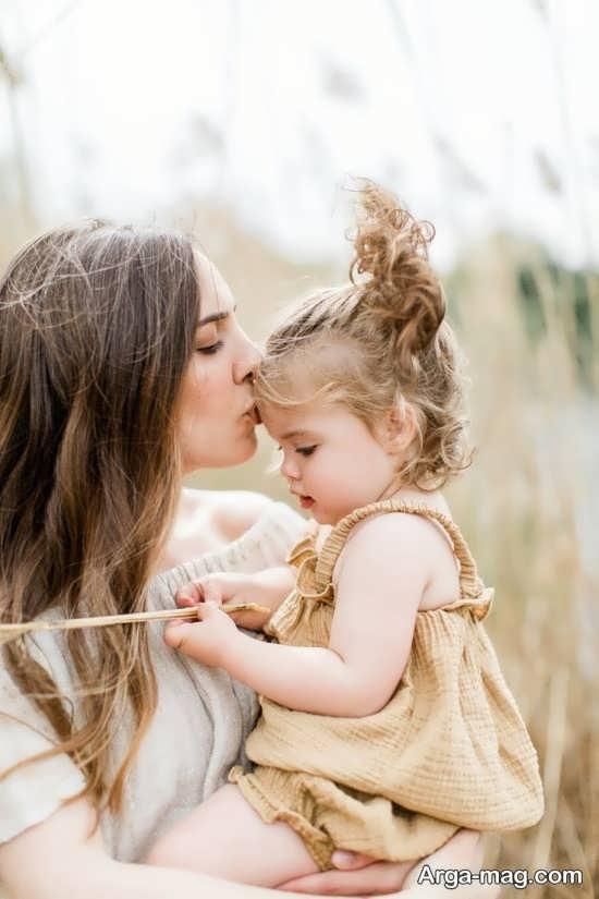 فیگور جذاب و دیدنی مادر و دختر