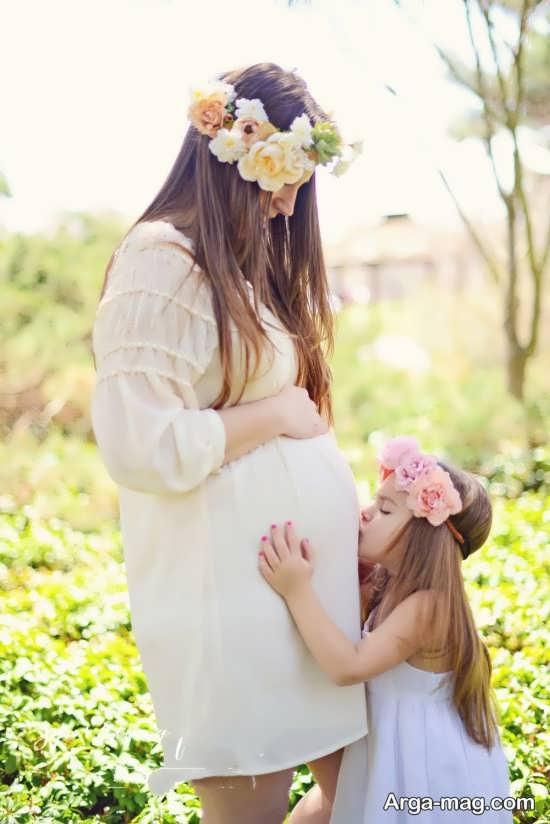 انواع زیبا فیگور عکس مادر و دختر