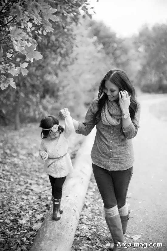 فیگور جدید مادر و دختر