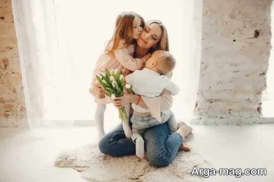 سری اول فیگور عکس مادر و دختر