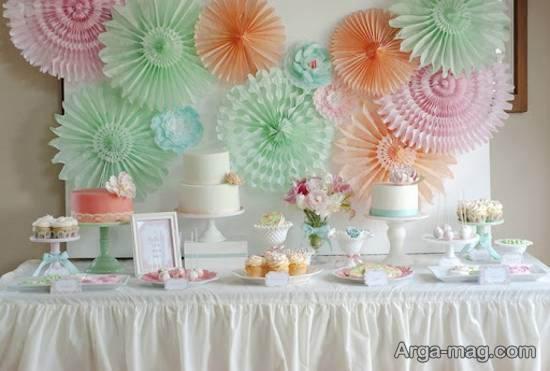 گالری زیبایی از ایده های تزیین جشن تولد مادر