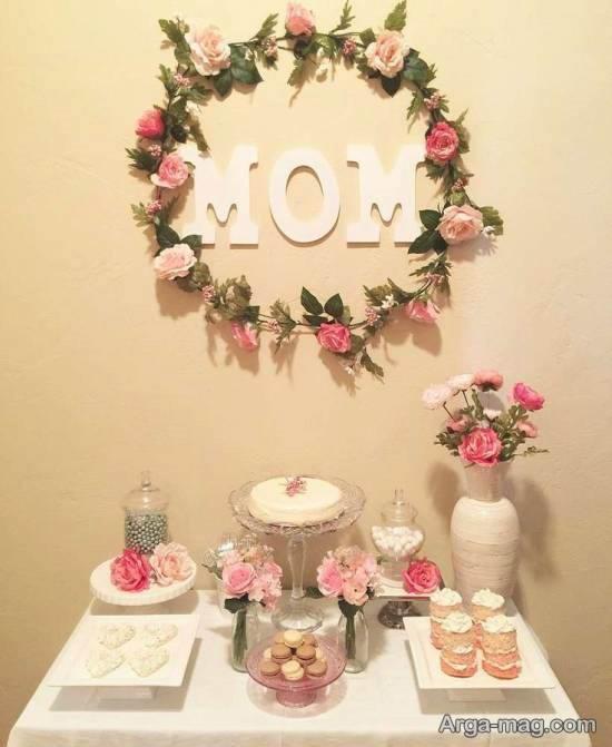 مجموعه ای ایده آل و لاکچری از تزیینات جشن تولد مادر