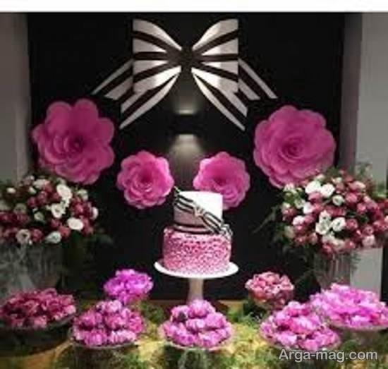 گالری لوکسی از تزیینات جشن تولد مامان