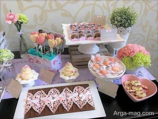 مجموعه ای ایده آل و متنوع از تزیینات جشن تولد مادر