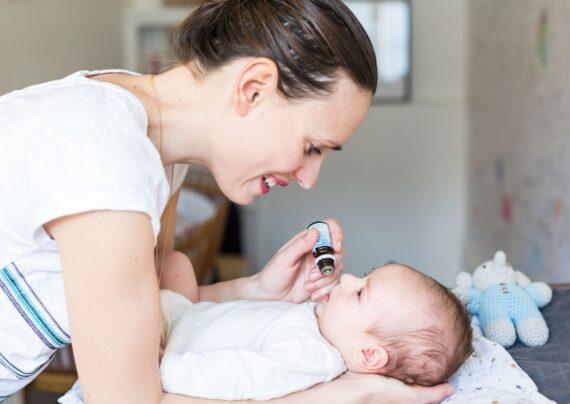 آشنای با مولتی ویتامین برای نوزادان