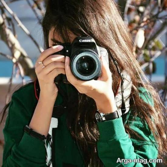 آلبوم جالب دخترانه با دوربین