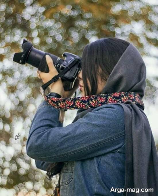 نمونه فیگور های متنوع و جدید با دوربین