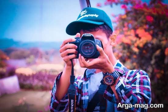 مجموعه فیگور عکس با دوربین