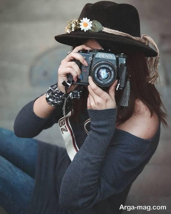 فیگور های جذاب و جدید با دوربین