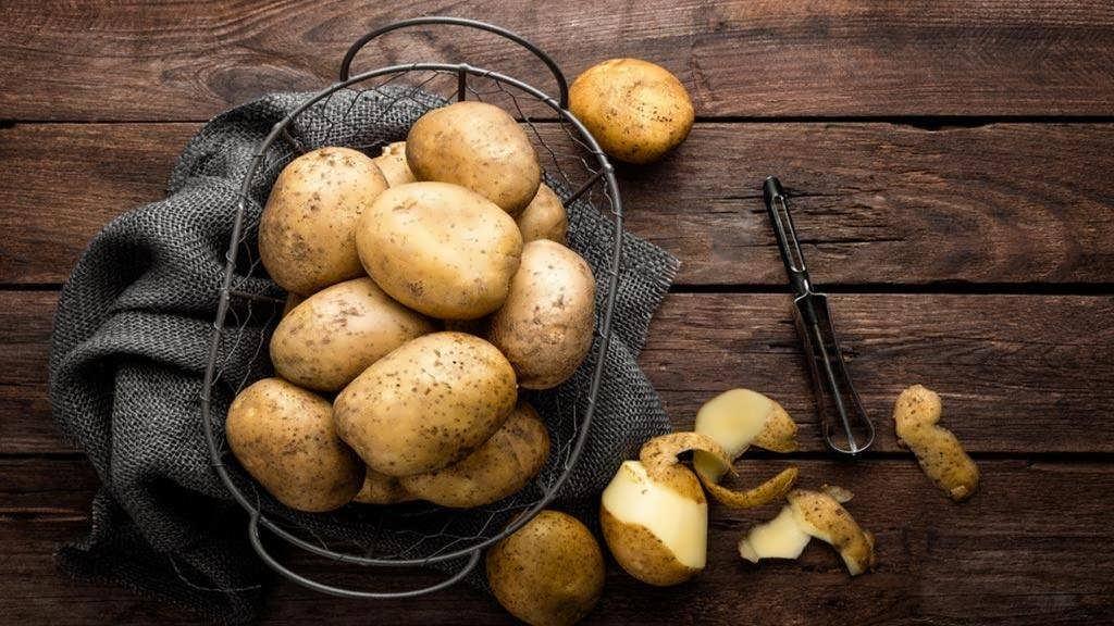 سیب زمینی و مصرف آن در بارداری
