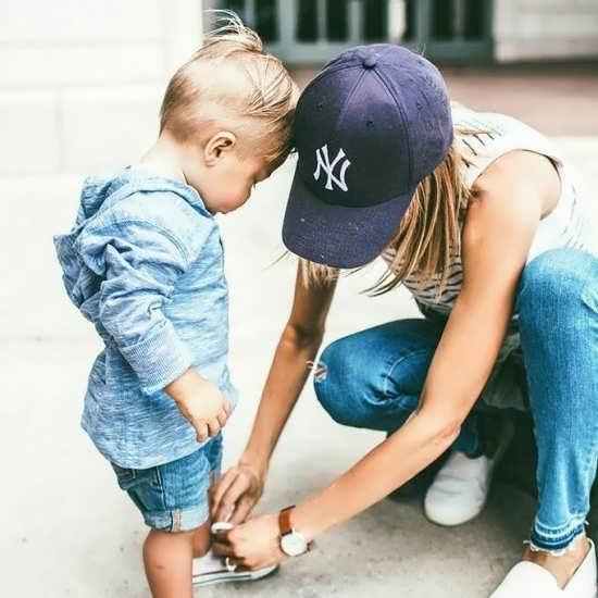 عکس احساسی مادر و پسر برای پروفایل