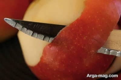 برخی از خاصیت های پوست سیب