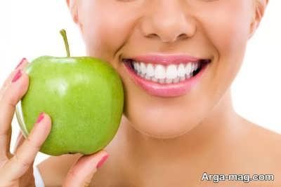 خاصیت های مختلف پوست سیب