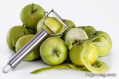 انواع خاصیت پوست سیب