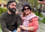 عکس بهاره رهنما بعد از لاغری دوباره