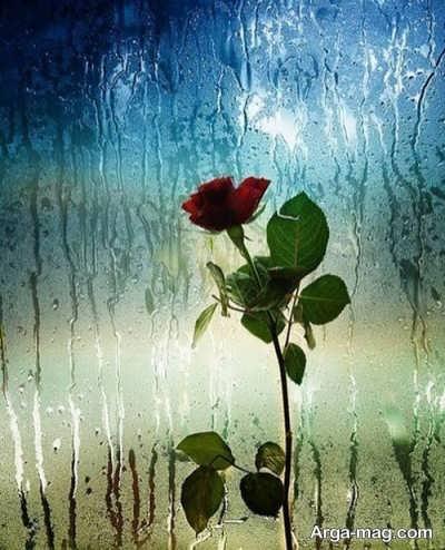 متن دلنشین درباره روزهای بارانی