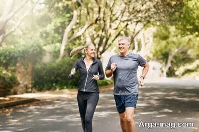 ورزش کردن برای کاهش خستگی