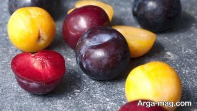 خوردن میوه های قرمز برای درمان خستگی