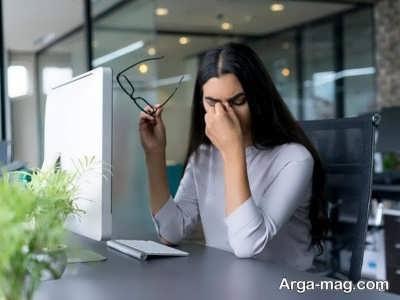 چگونگی کاهش خستگی در طول روز