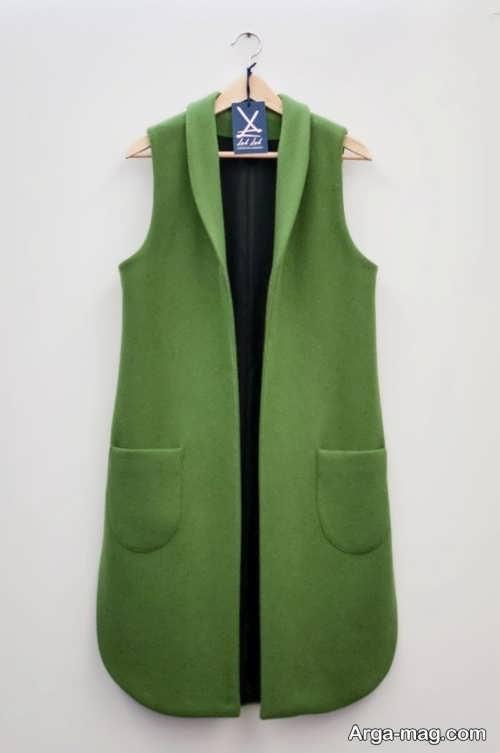 سارافون سبز زنانه