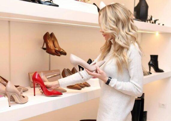 راهنمای سایز کفش