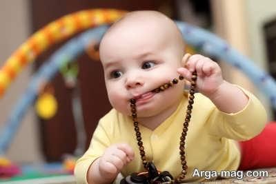 پیشگیری از بلعیدن جسم خارجی توسط کودک