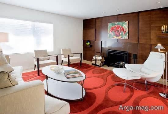 انواع نمونه های زیبا و شیک مبل جلوی تلویزیون برای دیزاین منزل