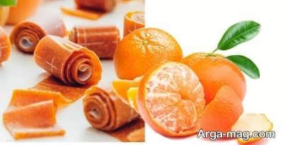 طرز تهیه لواشک نارنگی خانگی و خوشمزه با دو روش متفاوت