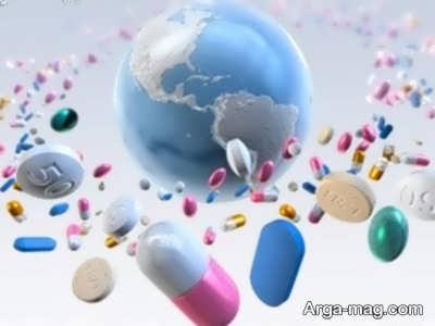 عوارض مصرف داروی تتراسایکلین