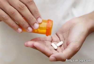 چگونگی مصرف داروی تتراسایکلین