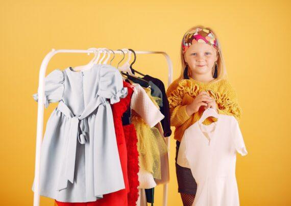 نکات انتخاب لباس کودکان