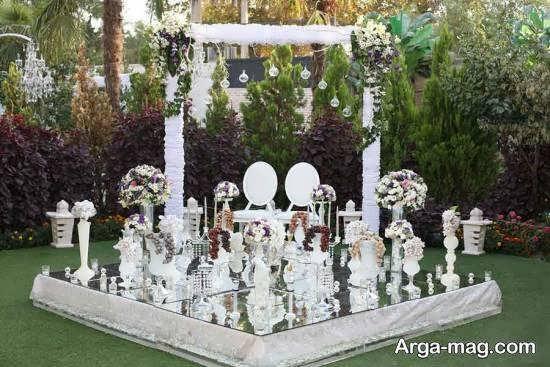 ایده هایی زیبا و جدید از تزیین سفره عروسی و نامزدی2021