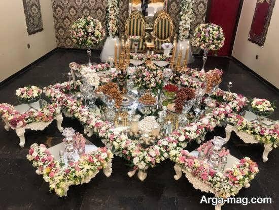 گالری جدیدی از خوان عروسی سال 2021