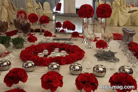 ایده های زیبا و مدرن سفره عروسی و پیوند 2021 میلادی