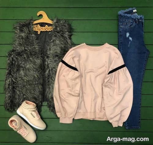 مدل های ست لباس زمستانی