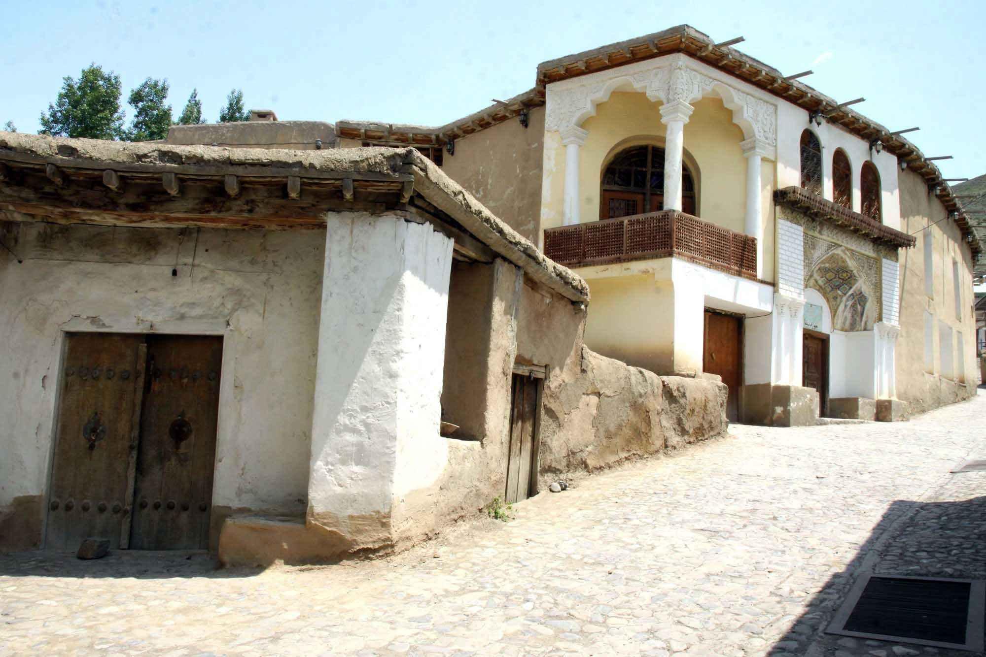 طبیعت روستای یوش