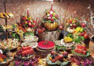 ایده های زیبا و منحصر به فرد برای تزیین شب یلدا ۲۰۲۱