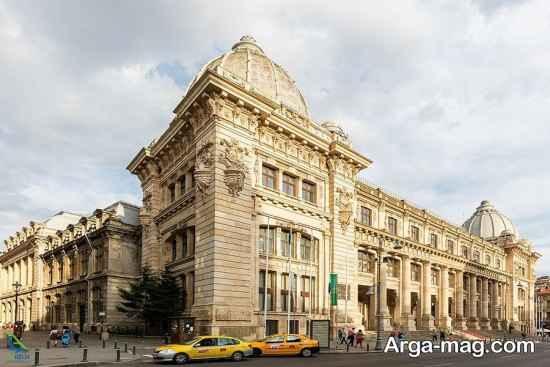 بناهای تاریخی بخارست