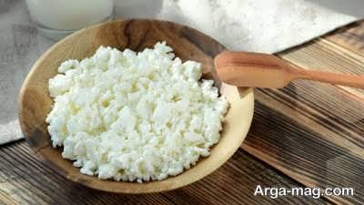 مراحل تهیه پنیر کوتاژ