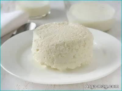 دستور تهیه پنیر کوتاژ